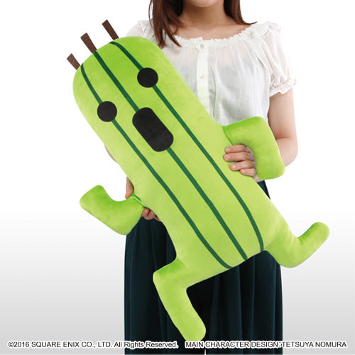 Final Fantasy Cactuar Cushion