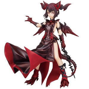 Puzzle & Dragons Fire Red Myr DX Figure