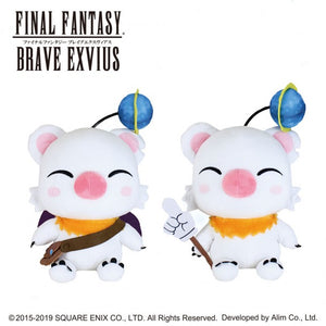 Final Fantasy Brave Exvius Big Moogle Plush