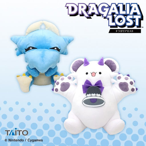 Dragalia Lost Big Stuffed Plush - Maritimus and Snow Drake (set/2)