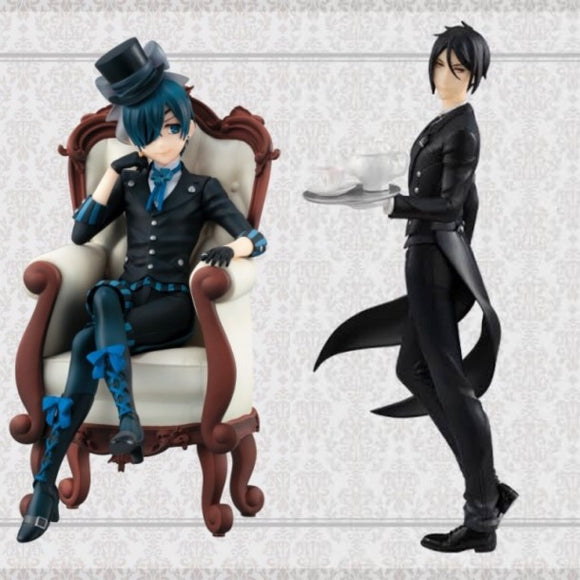 Black Butler Book of the Atlantic Special Premium Figure Set