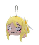 Love Live! Sunshine!! The School Idol Movie Over the Rainbow  Lying Down Keychain Plush - Third Grade Next Sparkling (set/3)