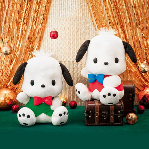 Pochacco Anniversary Big Stuffed Soft Plush (set/2)