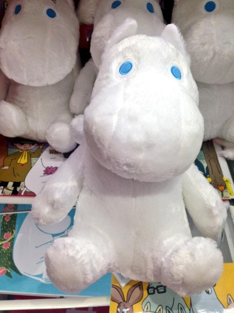 Moomin Extra Large size Fluffy  Plush