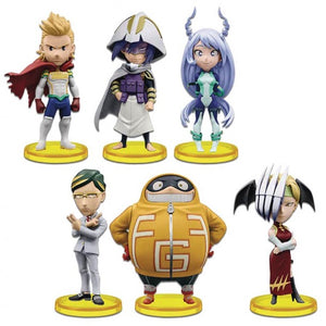 My Hero Academia World Collectible Vol.5  Figures - 6 Variants (12 pcs)