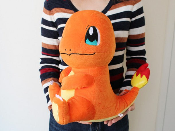 Pokemon Super Big Charmander  Plush