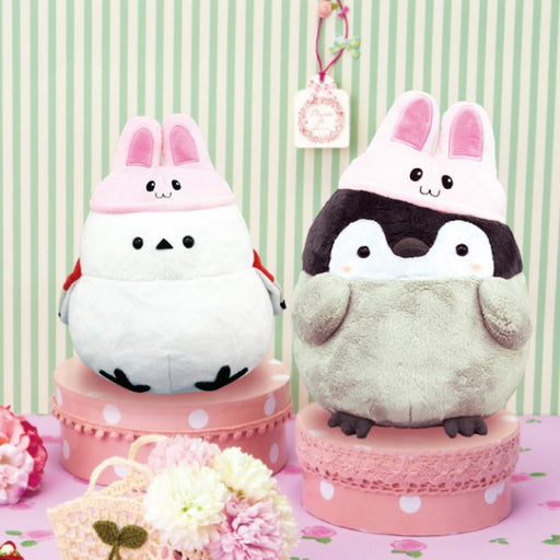 Koupen-chan Soft  Plush - Rabbit Costume Ver. (set/2)