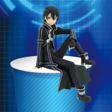 Sword Art Online Alicization: Kirito  Noodle Stopper Figure