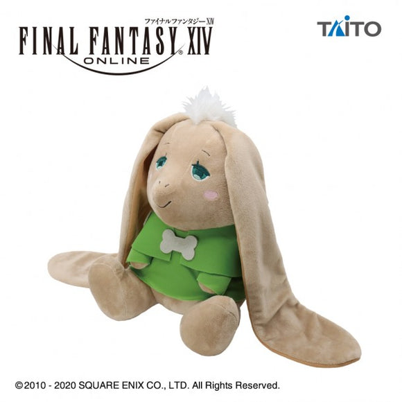 Final Fantasy XIV Mamet Nu Mou Super Large  Plush