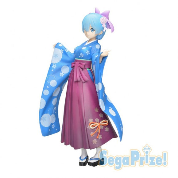 Re:Zero Starting Life in Another World - REM Premium Figure (Nagomi Style)