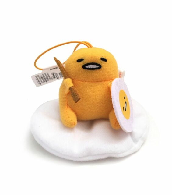 Gudetama Gudetto RPG Mascot plush