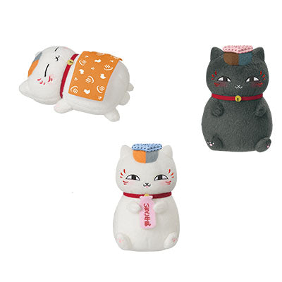 Natsume's Book of Friends Hot Spring  Plush (set/3)