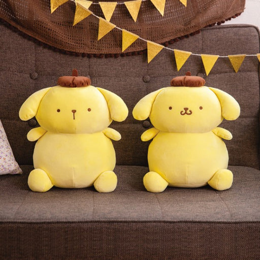 Pompompurin Chubby Big Stuffed Plush (set/2)