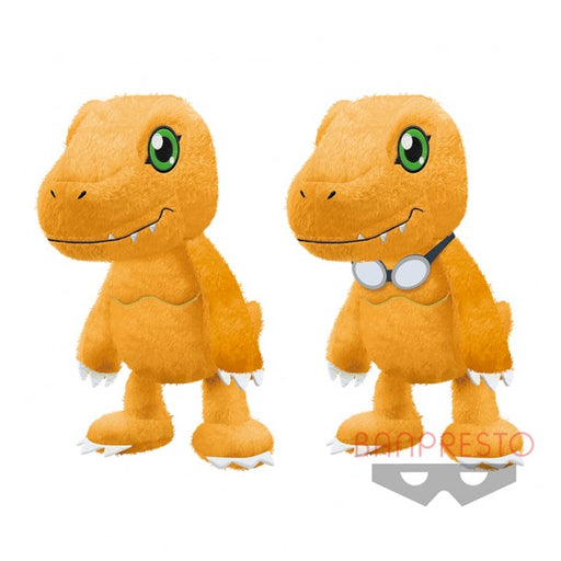 Digimon Adventure LAST EVOLUTION Plush - Agumon (Set of 2)
