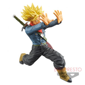 Dragon Ball Super Whole Body Blow Garlic Cannon  Premium Figure - Trunks