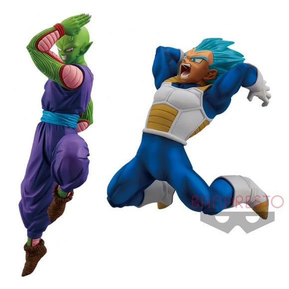 Dragon Ball Super: Super Warrior Retsuden Vol.7 Piccolo and Vegeta  Premium Figures (set/2)