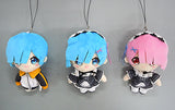 Re:ZERO Starting Life in a Different World  Stuffed Mascot Plush (set/3)