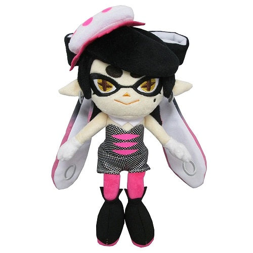 Splatoon Callie Pink Squid Sister Plush, 10
