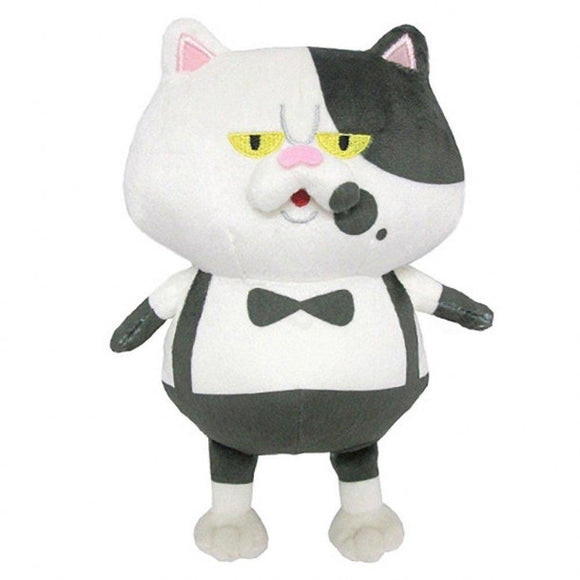 Splatoon Judd/Judge Kun The Cat Plush, 7