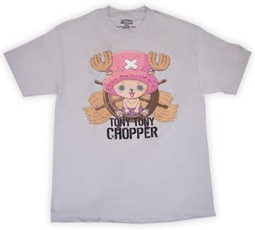 One Piece Chopper In Zipper T-shirt