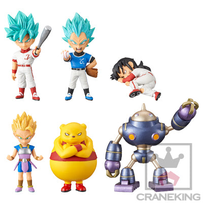 Dragon Ball Baseball World Colosseum Figure Set