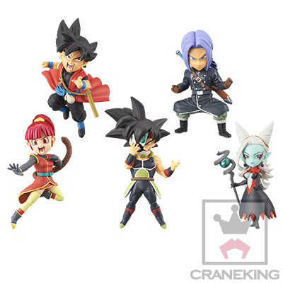 Dragon Ball Heroes World Colosseum Figure Set 7th Anniversary