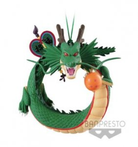 Dragon Ball Z New Year FU! Shenron Wreath Figure