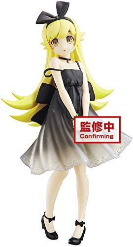 Ishin NISHIO Anime Project MONOGATARI Series ESPRESTO-Clear Materials-Shinobu OSHINO