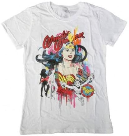 Wonder Woman Junior T-shirt