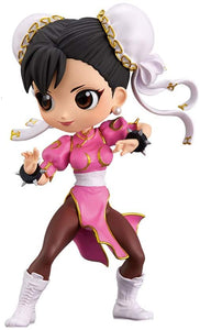 Street Fighter Q posket Red Chun Li Figure
