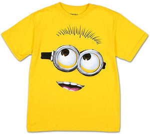 Despicable Me Big Head Youth T-Shirt
