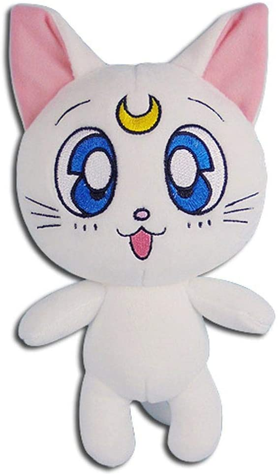 Great Eastern Entertainment Sailor Moon- Artemis Plush