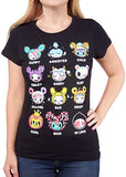 Tokidoki Feeling Moody Womens T-Shirt