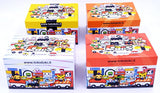 One Full Case of 24 Blind Box Sushi Cars Vinyl Mini Series Figures by Tokidoki