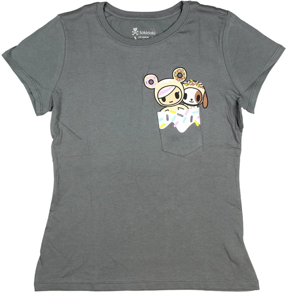 Tokidoki Pick Pocket Womens T-Shirt