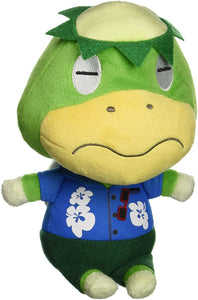 "Animal Crossing New Leaf Kapp'n/Kappei 8.5"" Plush"