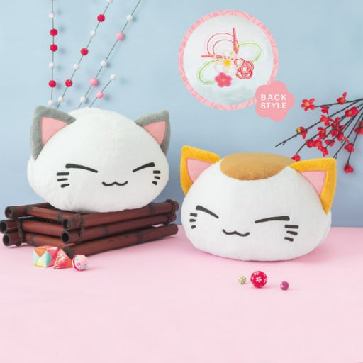 Nemuneko Back Ornament Plush