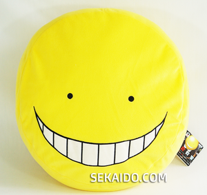 Assassination Classroom Large Kororin Face Cushion