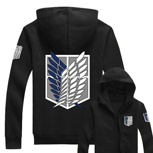 Attack on Titan - Survey Corps Hoodie