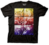 Attack on Titan T-Shirt - Eren VS Giant Titan