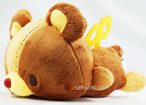 A Clockwork Truffe (a.k.a. A Clockwork Truffle Bear) Plush