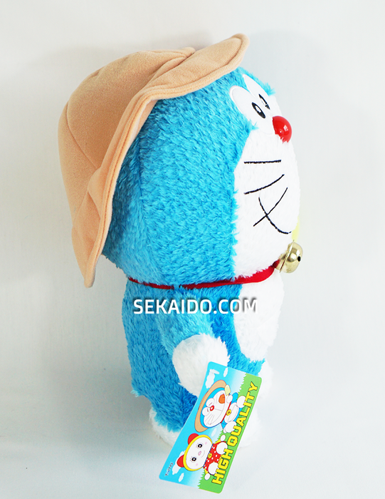 Doraemon and Dorami Plush - Ice Cream Version