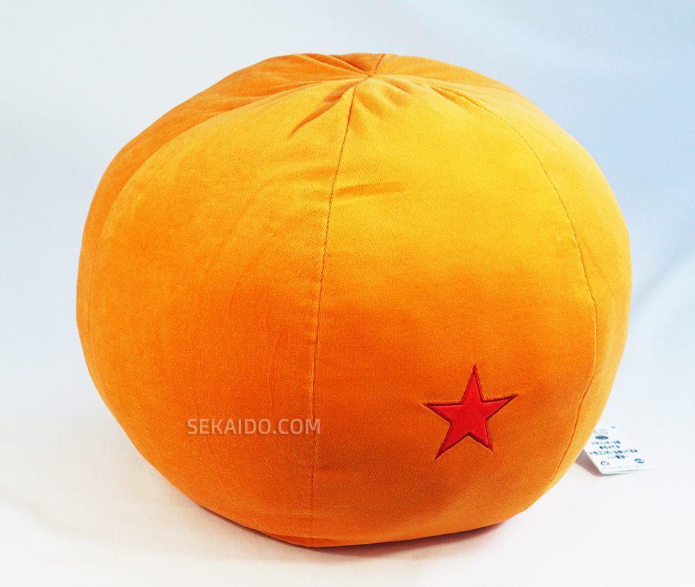 Wondrous Dragon Ball 1 Star Dragonball Plush Cushion Gamerscity Chair Design For Home Gamerscityorg