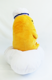 Gudetama in Marine Suit Large Plush