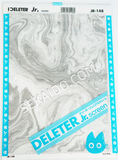 DELETER Jr. Screentone - 182 x 253mm - JR-148 (Diffuse Ink Pattern)