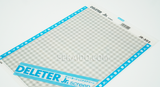 DELETER Jr. Screentone - 182 x 253mm - JR-502 (Plaid Checker Pattern)