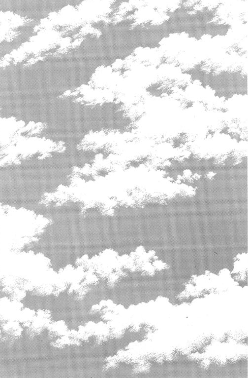 DELETER Jr. Screentone - 182 x 253mm - JR-530 (Sky Pattern)