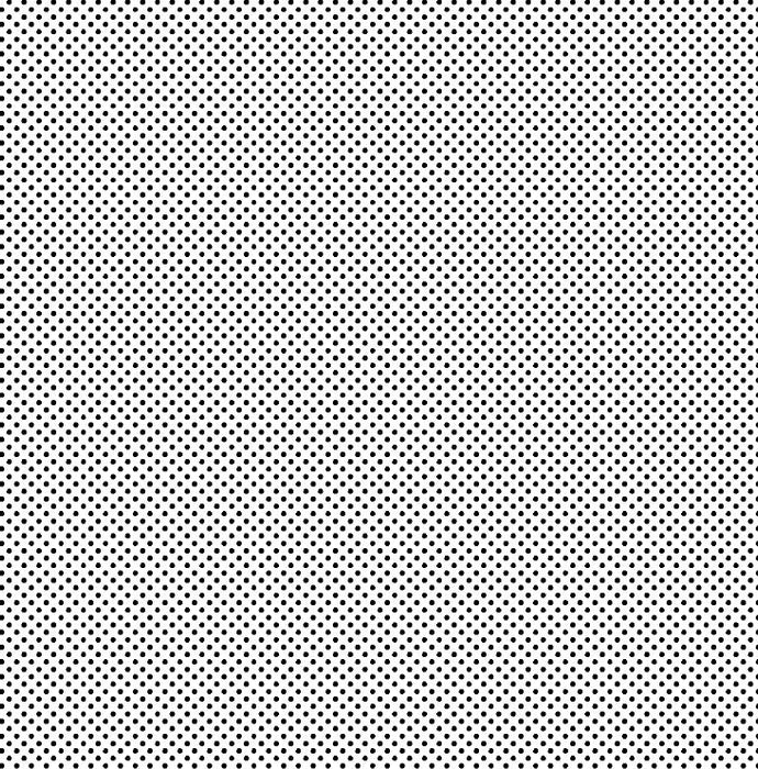 DELETER Jr. Screentone - 182 x 253mm - JR-98 (Dense Dot Pattern