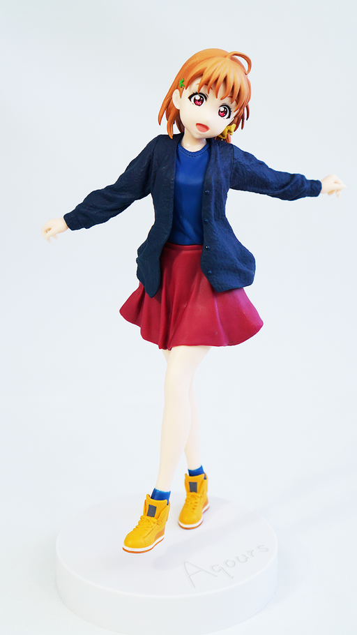 Love Live Sunshine EXQ Figure -CHIKA TAKAMI- 2nd
