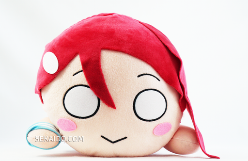 Love Live Sunshine MEJ (Mega Jumbo) Laying Down Super Large Plush - Riko Sakurauchi in Training Clothes